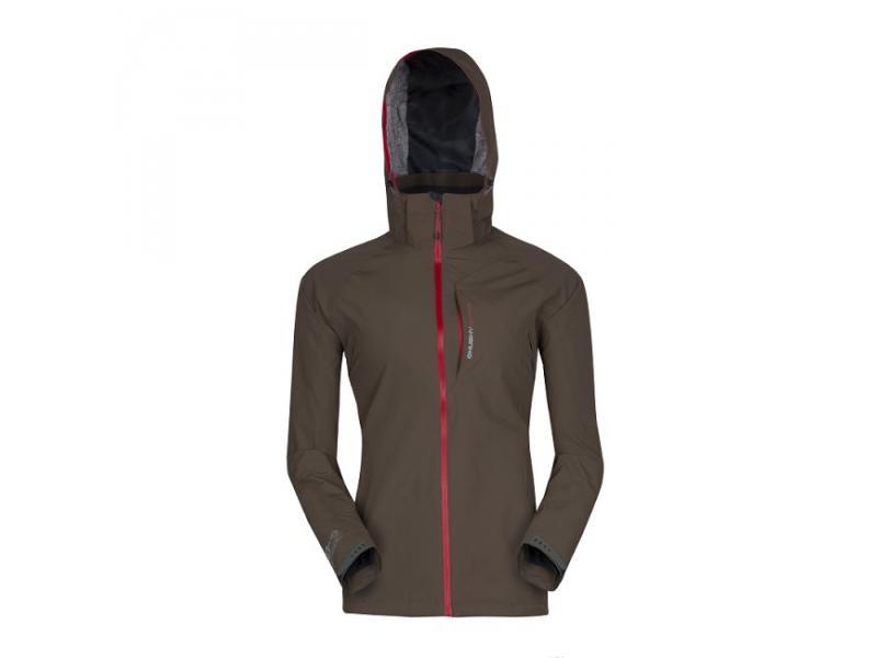 Dámská outdoor bunda Husky Samb - hnědá - Velikost L