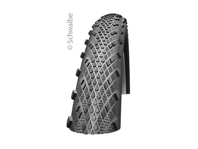 Plášť Schwalbe Furious Fred Evolution 29x2.00 (50-622) HS395 - kevlar, černý 11600075.01