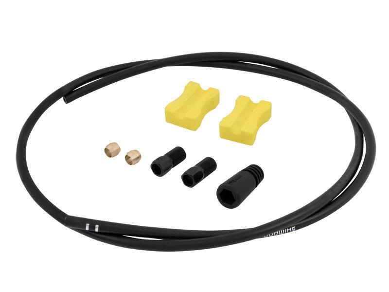 Brzdová hadička Shimano SM-BH59 - Délka 1700 mm, barva černá