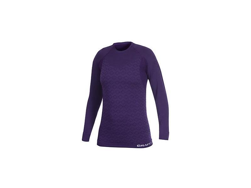 Triko Craft Keep Warm Wool - dámské, fialové - velikost M