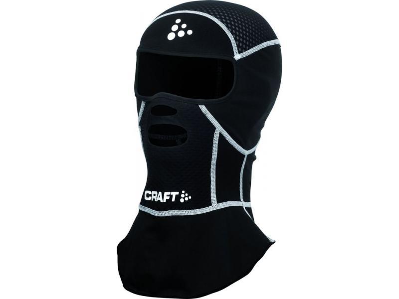 Kukla CRAFT Active Stretch Face Protector 1901678-9900 černá - Velikost S/M