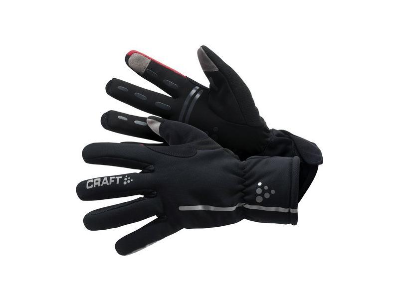 e886976898d Rukavice Craft Siberian - černá 9430 - Velikost XL