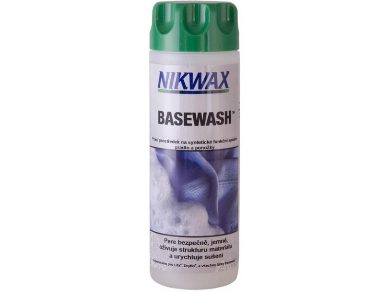 Prací gel na 1. vrstvu NIKWAX BASE WASH, 300ML