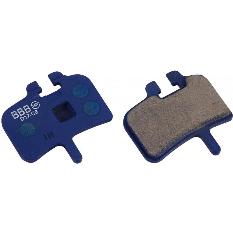 Brzdové destičky BBB DISCSTOP BBS-45