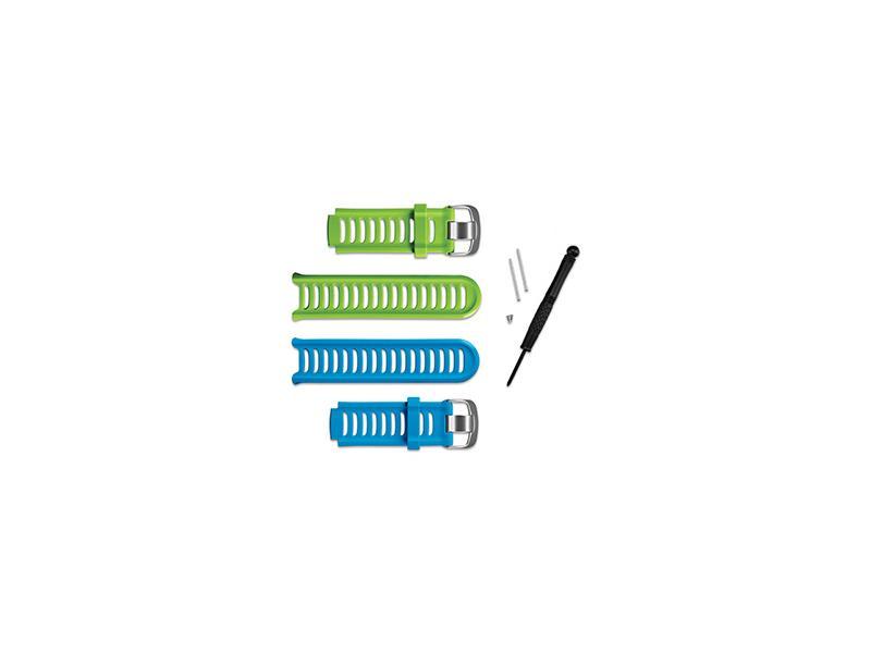 Řemínek náhradní (zelený a modrý) pro Forerunner 910 XT