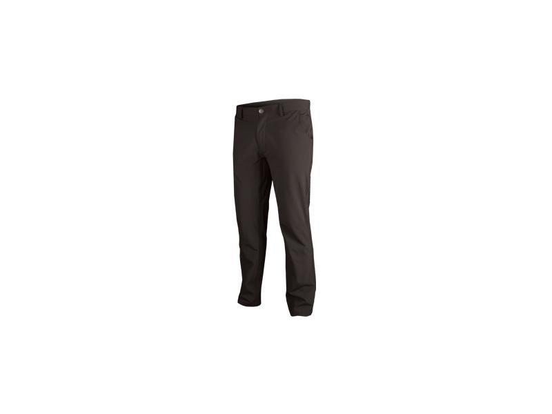 Kalhoty Endura Urban - pánské, volné, softshell, černé - EU8046GY - velikost XL