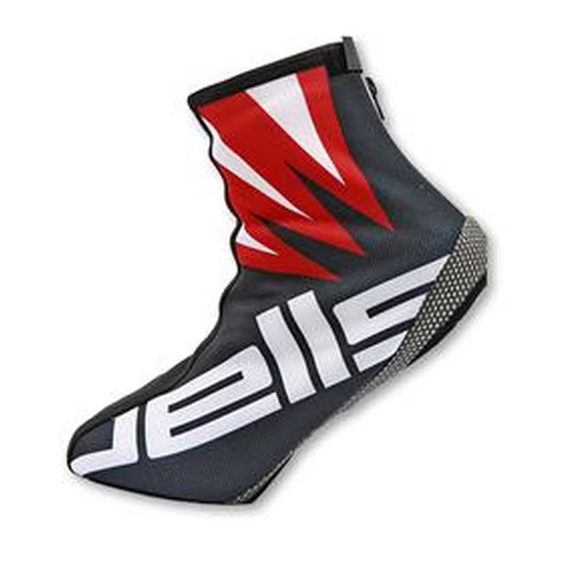 Návleky na tretry Pells No Wind - zimní, X-Race design - Návleky na tretry Black No Wind - vel. č. 12