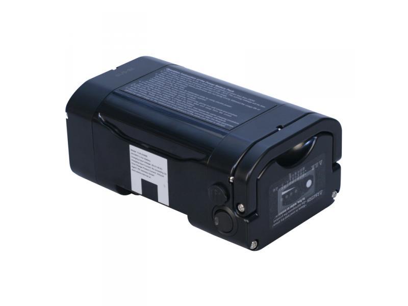 Baterie 24V/ 9 Ah BIFS černá
