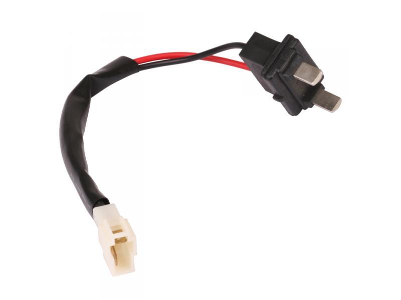 Kabeláž konektor baterie - řídící jednotka Energy, Elektronica