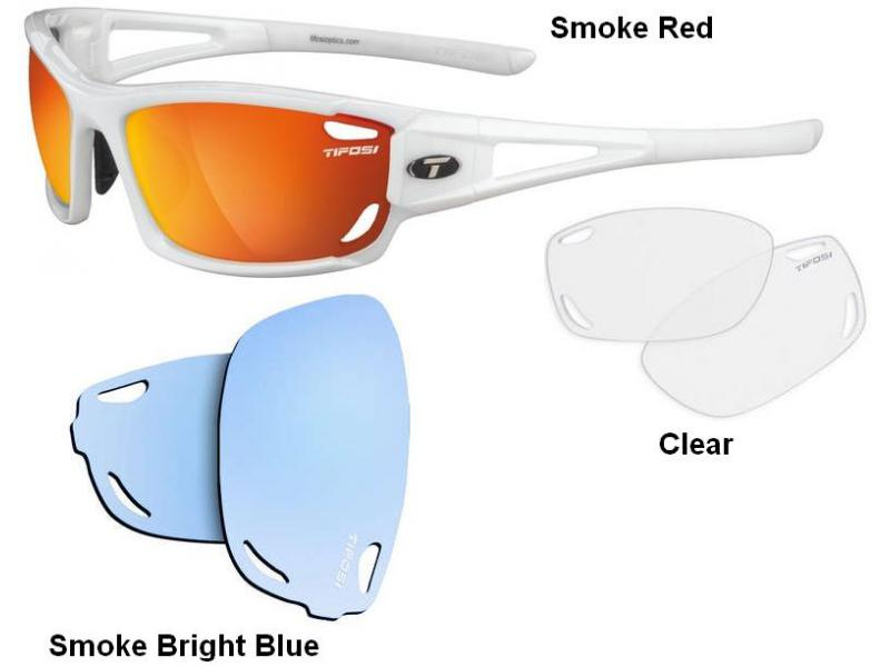 Brýle TIFOSI Dolomite 2.0 Pearl White