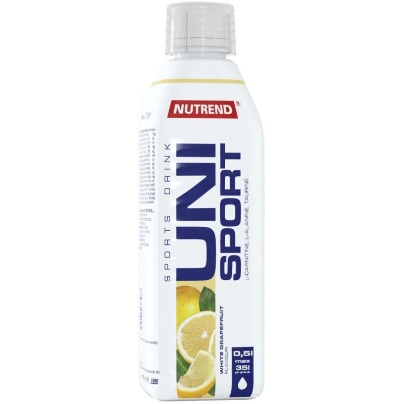 Nápoj Nutrend UNISPORT 0,5l - bílý grep