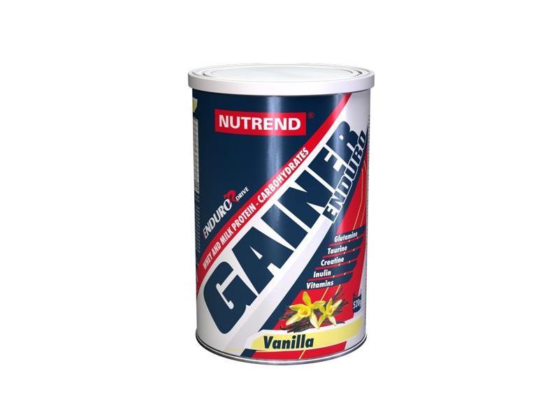 Nápoj Nutrend ENDURO GAINER 520g - vanilka