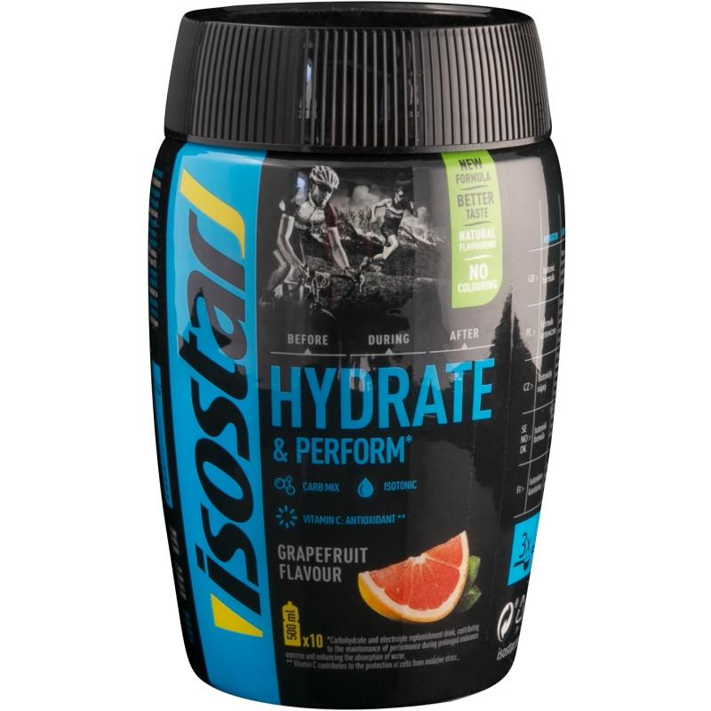 Nápoj Isostar Hydrateamp; Perform 400g - fresh/grapefruit