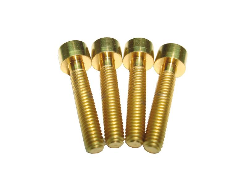 Titanové šrouby A2Z - B-M4200 - M4 x 20 mm