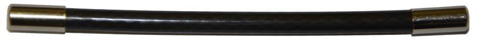 Bowden ALIGATOR LY-666 (LY-888) - černá 5mm (1m)
