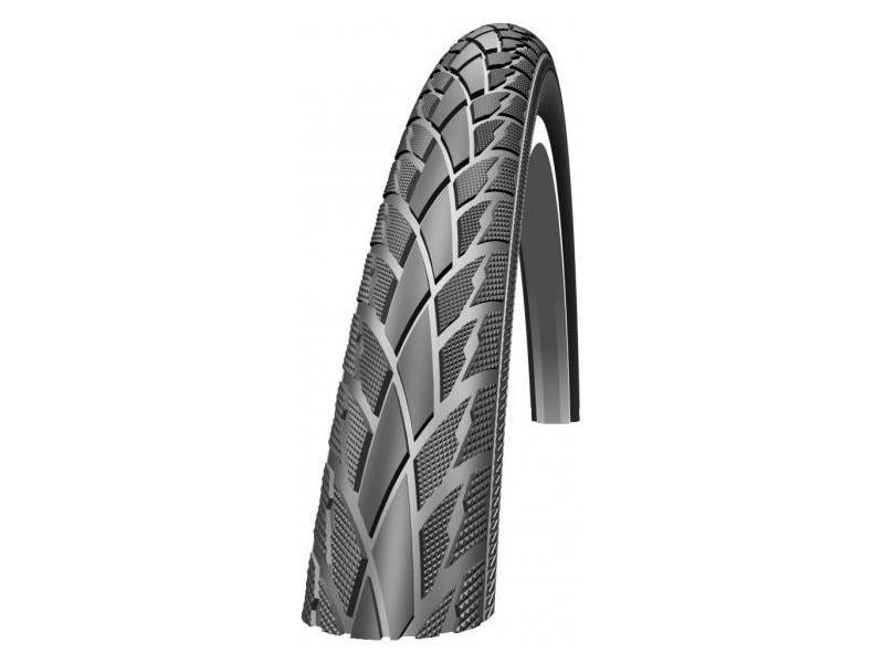 Plášť Schwalbe Road Cruiser 28x1.4 (37-622) HS377 KevlarGuard, drát, černý reflex