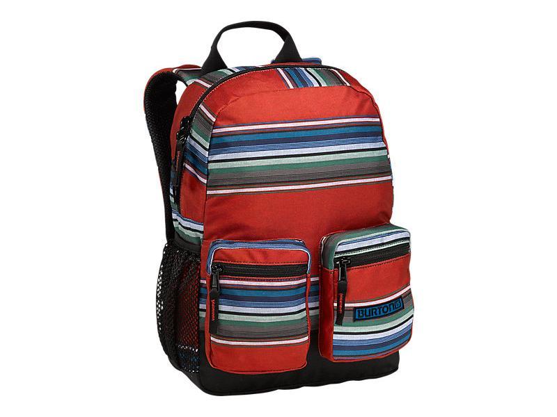 Batoh do školy BURTON YOUTH GROMLET PACK 110551-972 RUGRAT STRIPE ... ce4a4bd31e