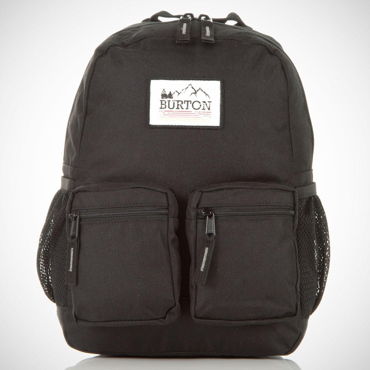 Batoh do školy BURTON YOUTH GROMLET PACK 110551-002 TRUE BLACK ... d9165decf5