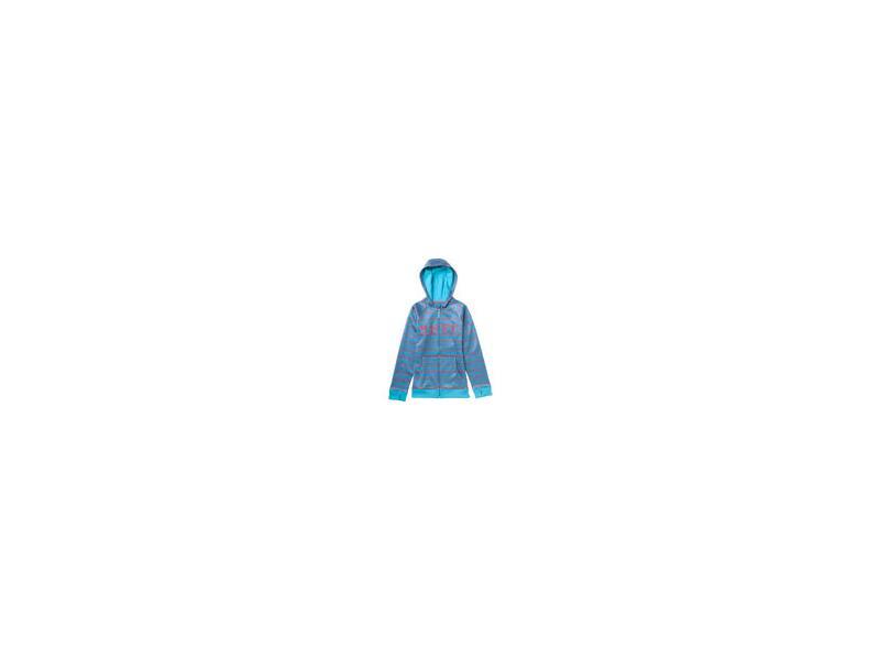 Dívčí funkční mikina BURTON SCOOP FLEECE 108791 662 BOHEMIAN FLAMNGO - Velikost XS 5-6