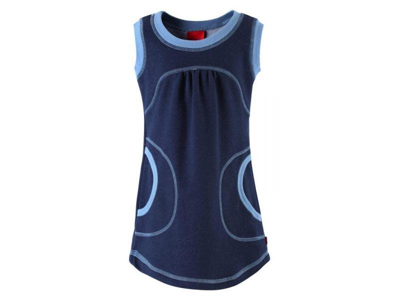 a4465efb0884 Funkční šaty REIMA Hanna Navy 526117-6980 - hodnocení produktu ...