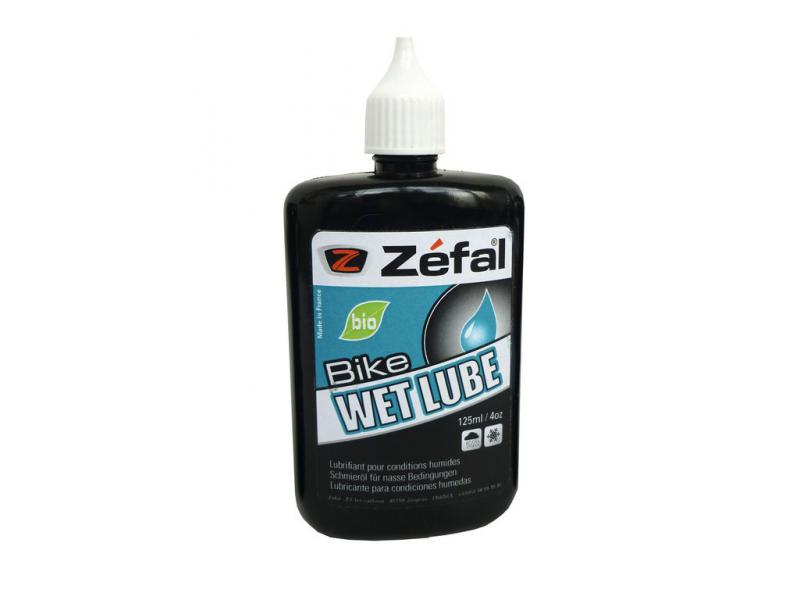Olej Zefal Wet Bio Lube - kapátko 125 ml