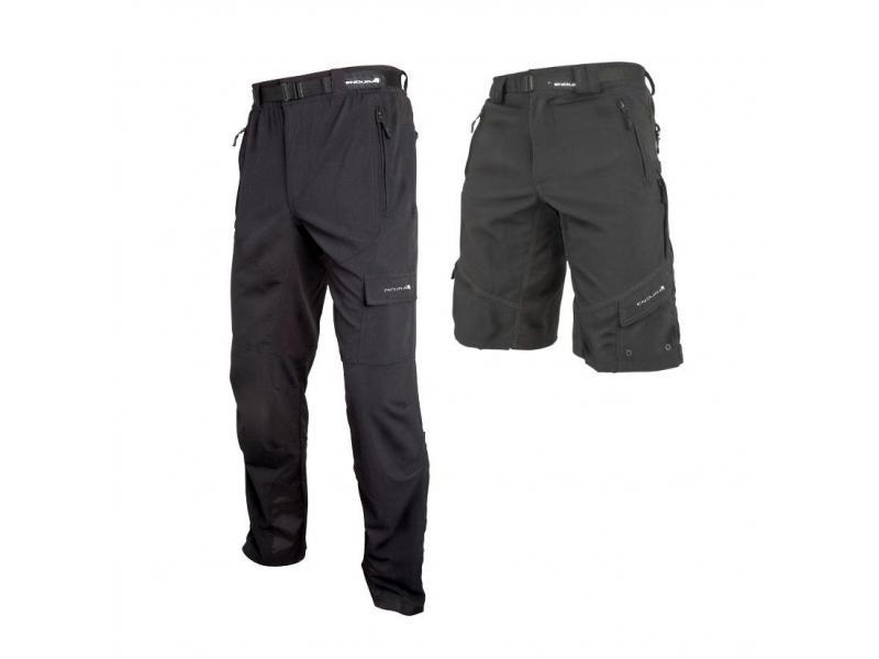 Balíček oblečení Endura Hummvee Man E8005/E8025 - černá