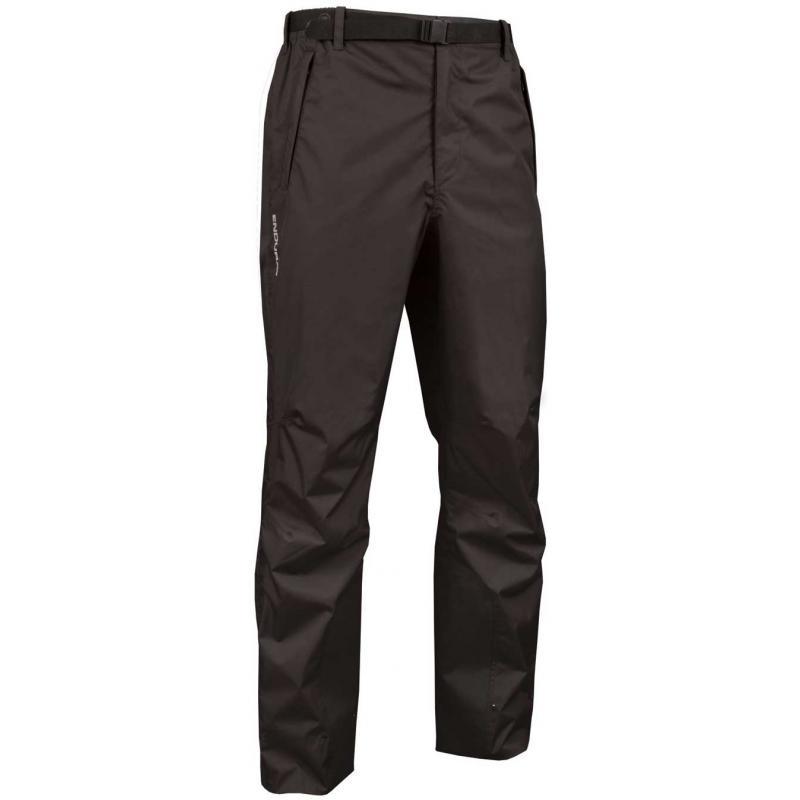 Kalhoty Endura Gridlock II - pánské, černé, voděodolné - E1301BK - velikost 2XL
