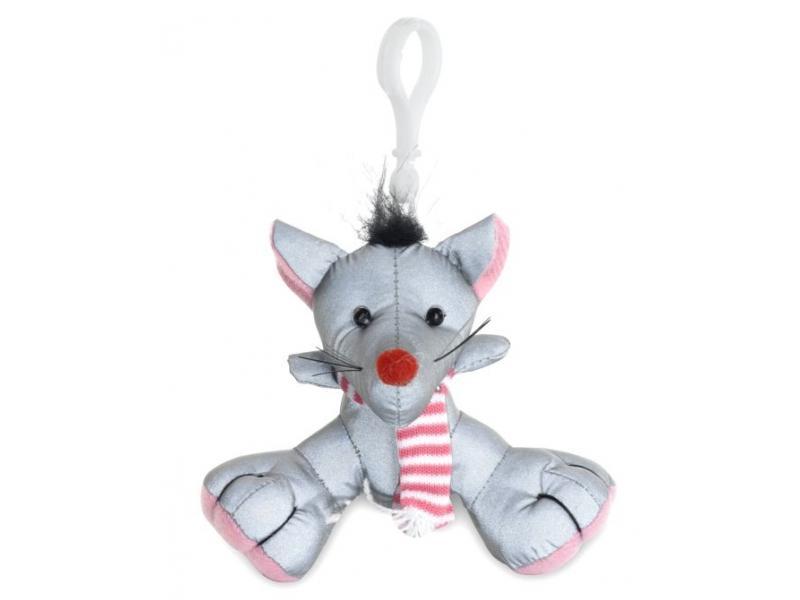 Přívěšek Altima - reflexní, zvířátko myš