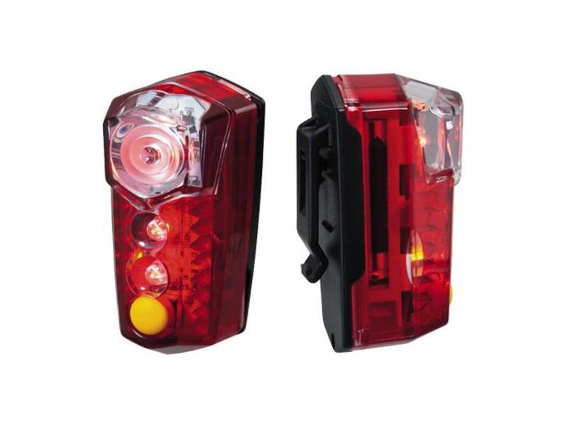 Zadní světlo- TOPEAK světlo RED LITE MEGA TMS047