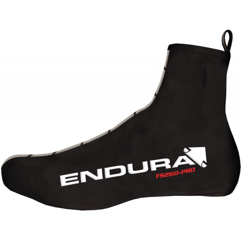 Návleky na boty Endura FS260 Pro Lycra - Black - E1021BK - Velikost M
