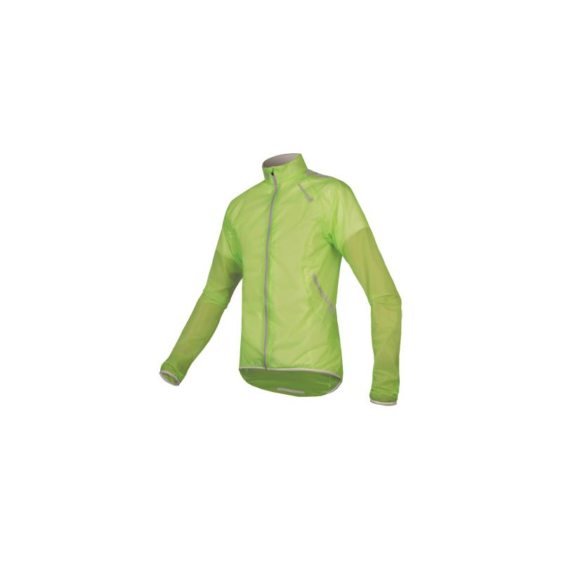 Bunda Endura FS260-Pro Adrenaline Race Cape - Lime Green - E9026LG - Velikost L