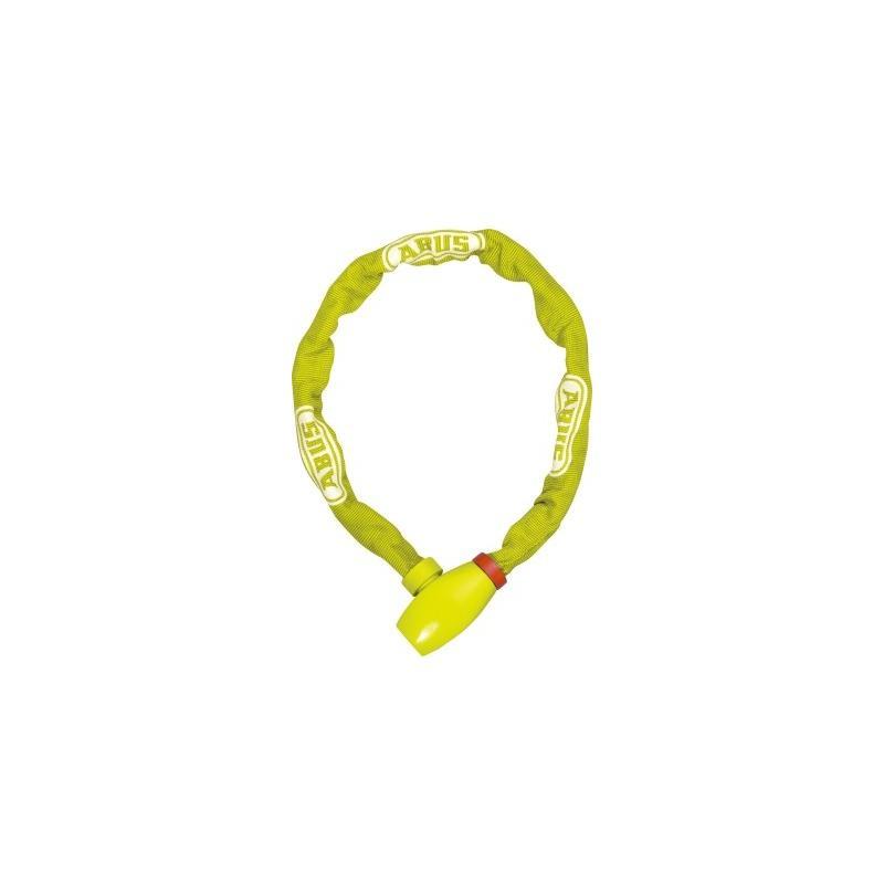 Zámek Abus uGrip Chain 585/100 lime