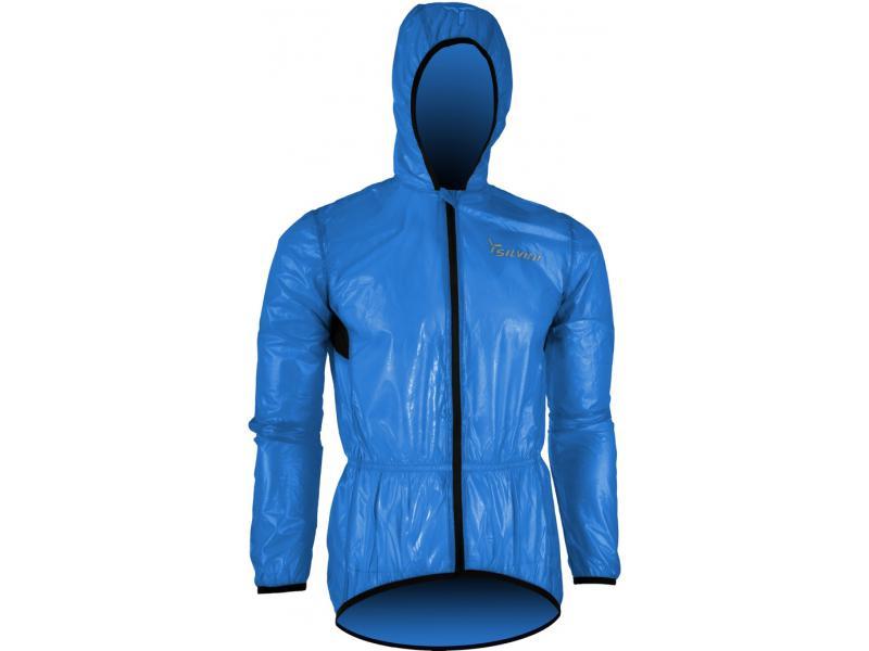 Pláštěnka Silvini Savio CJ490 - dětská, blue - Velikost 5-6 / 110-116