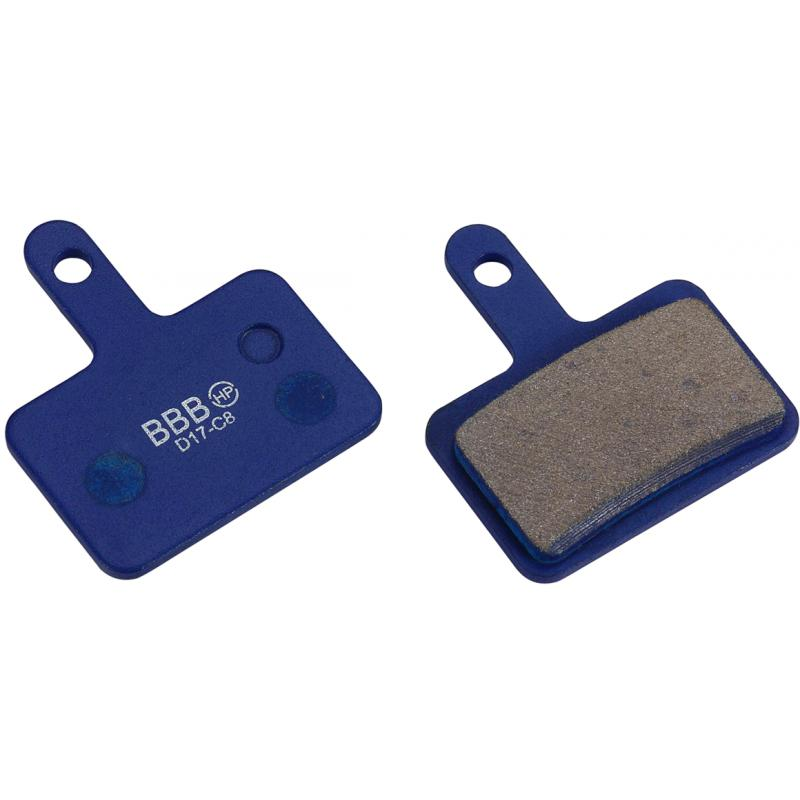 Brzdové destičky BBB DISCSTOP BBS-52