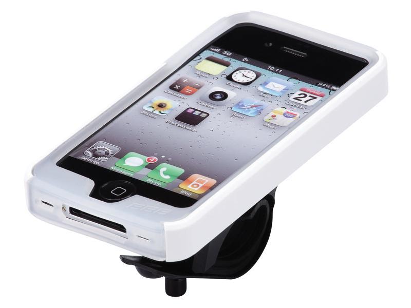 držák telefonu iPhone4 BBB BSM-02 Patron I4S - bílý