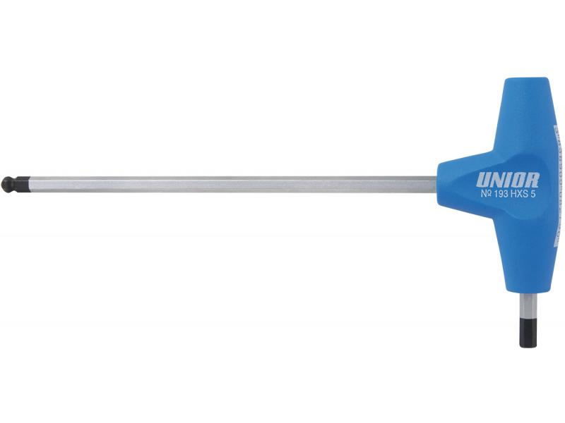 Imbus klíč UNIOR T rukojeť a kulička 4mm 608278