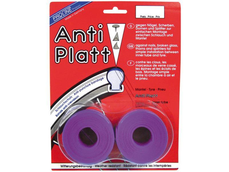 Pásky Proline AntiPlatt (57-60/622) fialová 0919V (29)
