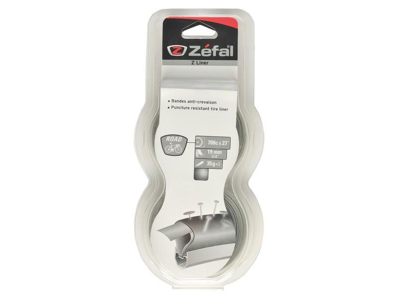 Pásky Zefal Z-Liner 19mm hnědá 9722 (28)