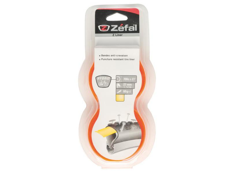 Pásky Zefal Z-Liner 27mm žlutá 9721 (28)