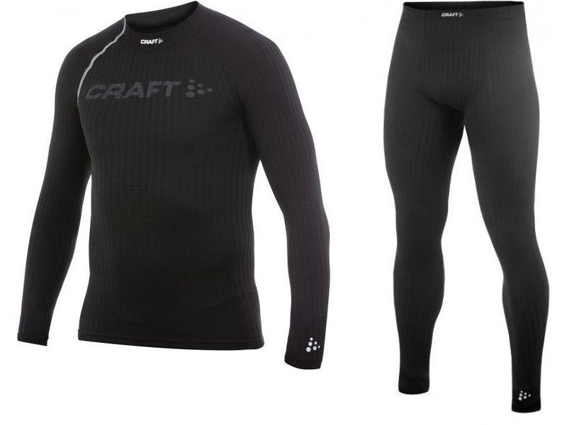 Balíček oblečení Craft EXTREME - pánské, černá