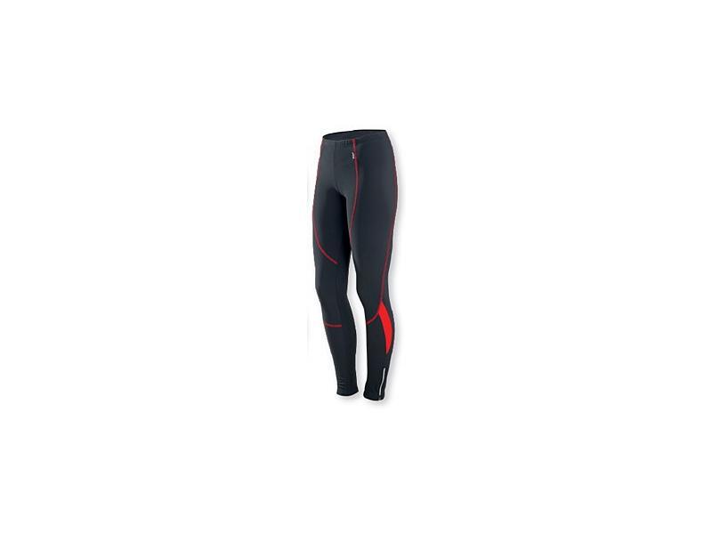 Kalhoty Etape Brava - dámské, elatické, černé - černé - velikost L