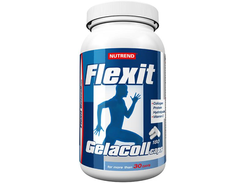 Kapsle Nutrend Flexit Gelacoll - 180 kapslí  a7120e5858