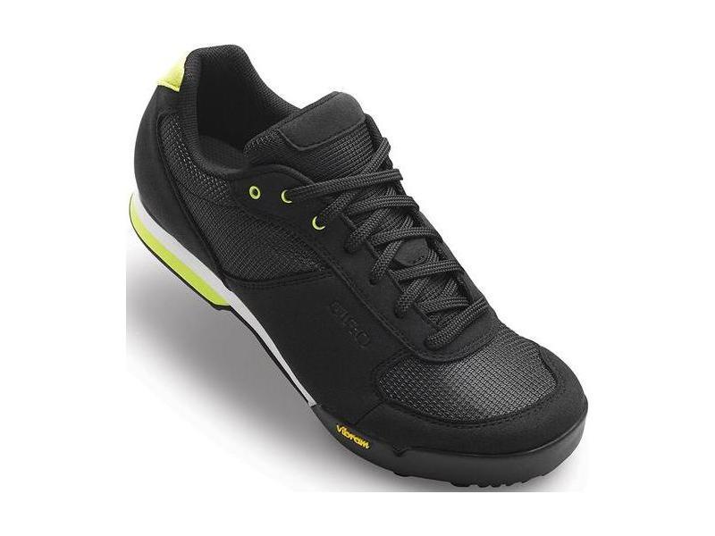 Dámské boty GIRO PETRA VR Black / Wild Lime - velikost 36