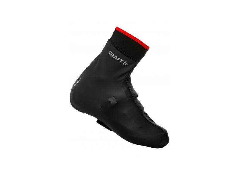 Návleky na boty Craft Rain Bootie 1902999-9430-černé  cf1bd518b1