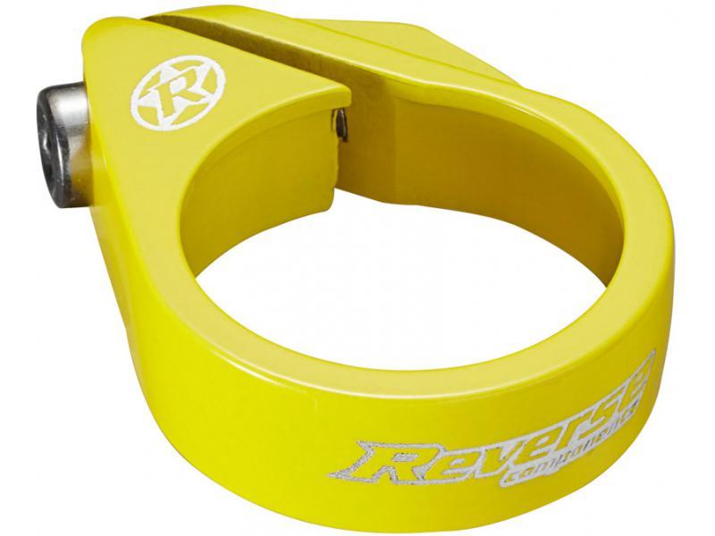 Objímka Reverse Bolt 34,9mm Neon yellow, imbus 00864