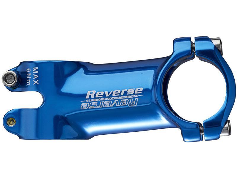 Fotografie Představec Reverse XC 6° 70/31,8mm Dark Blue 01096