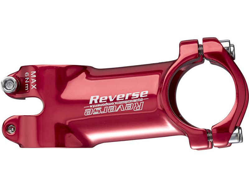 Představec Reverse XC 6° 80/31,8mm Red 01525