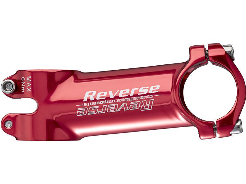 Představec Reverse XC 6° 90/31,8mm Red 00830