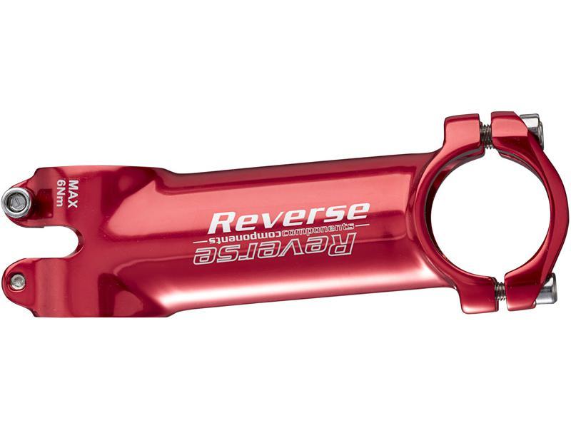 Představec Reverse XC 6° 100/31,8mm Red 00834
