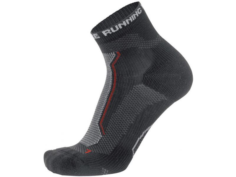 Ponožky GORE Magnitude Socks-black - velikost 35/37